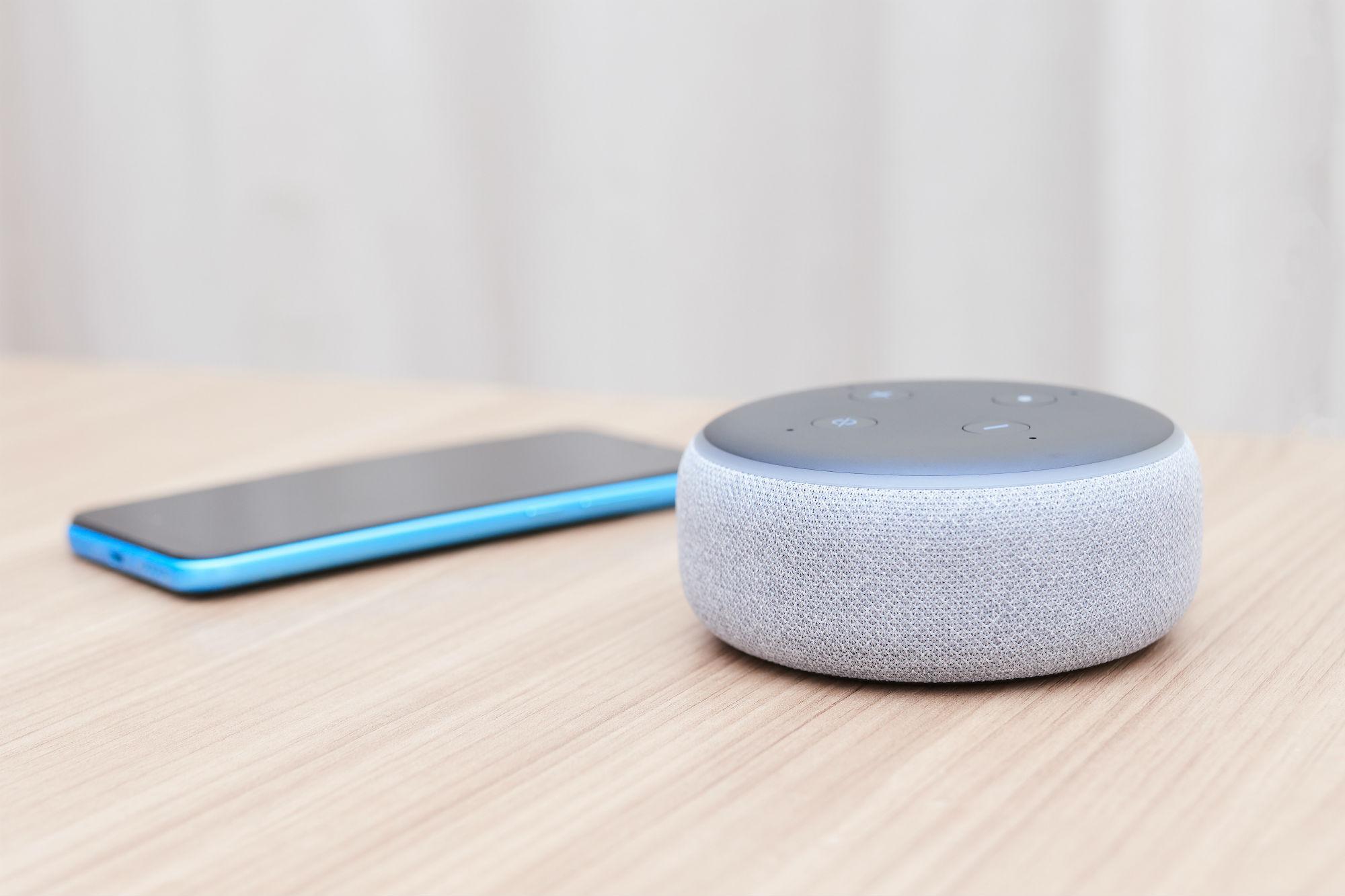 Klein und schick: Amazon Echo Dot