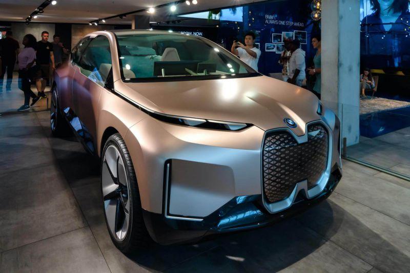 Der BMW iNext