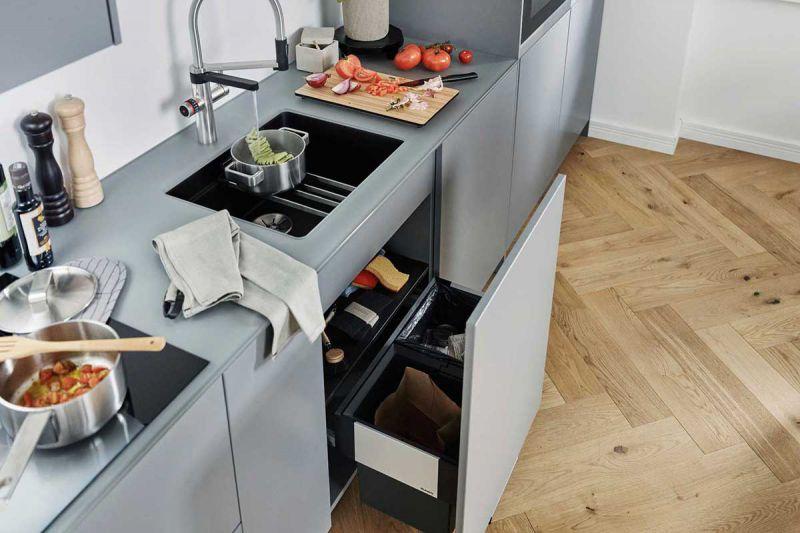Die intelligente Küchenarmatur von Blanco in der Küche