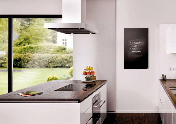 Infrarotheizung als Tafelheizung in der Küche